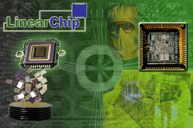 Linear Chip - ASIC, application specific, integrated circuit, mixed signal asic, analog amplifier, analog asic, analog asic design, analog circuit design, analog circuits, analog design, analog design services, analog ic, analog ic design, analog ics, analog integrated circuits, analog mixed signal, analog testing, asic chip design, asic chips, ASIC design, asic design companies, asic ic, asic physical design, asic semiconductor, custom ASIC, custom asics, custom ic, custom integrated circuit, ic design